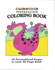 Personalized Coloring Books | I Can\'t Believe It\'s Me